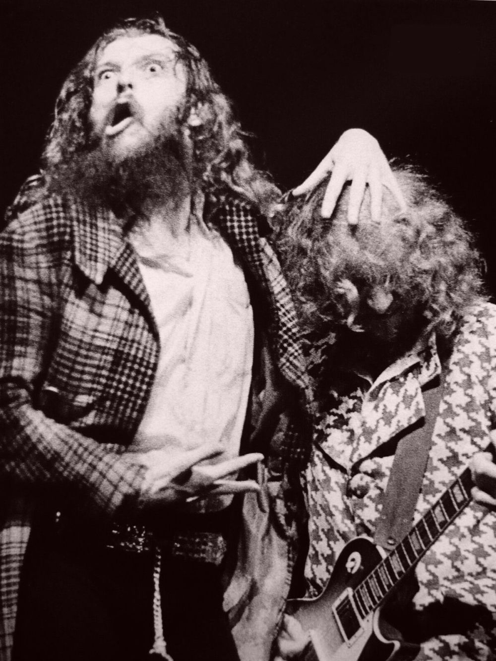 Brick live 1972